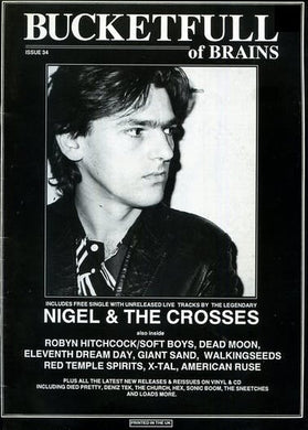 Bucketfull of Brains Issue 034 (Nigel & The Crosses)