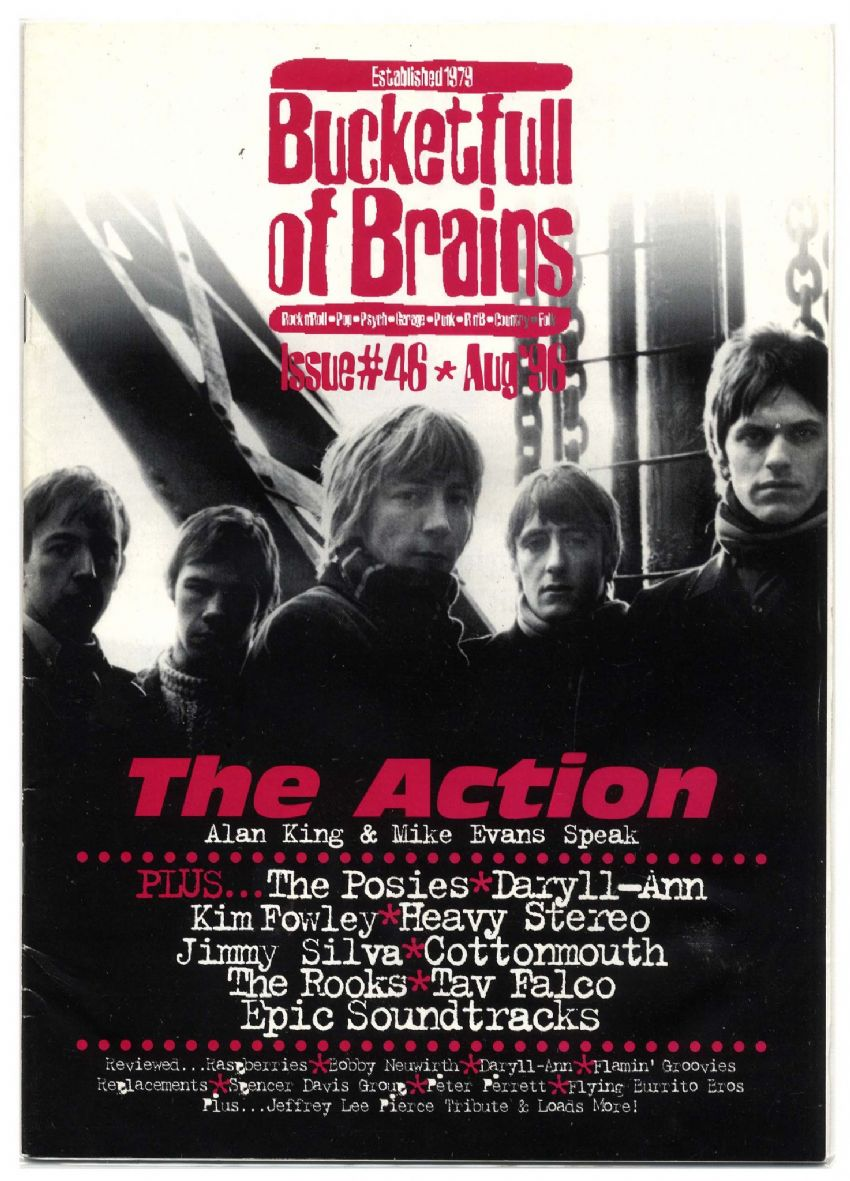 Bucketfull of Brains Issue 046 (The Action)