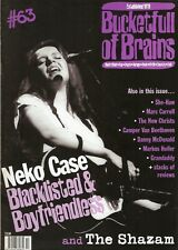 Bucketfull of Brains Issue 063; Neko Case