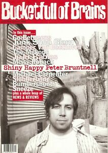 Bucketfull of Brains Issue 064 (Summer 2003); Peter Bruntnell