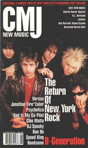 CMJ New Music No. 036, August 1996