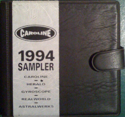 Various - Caroline Records 1994 Sampler