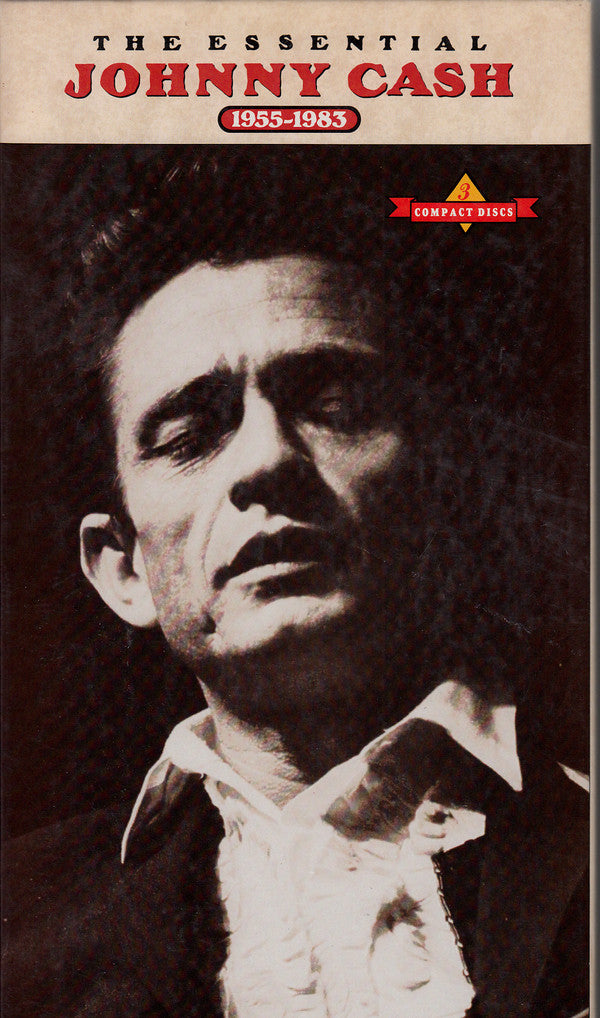 Johnny Cash - The Essential Johnny Cash (1955-1983)