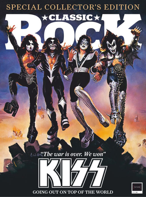 Classic Rock Issue 261 (May 2019)