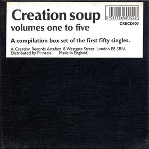 Various - Creation Soup: Volumes One To Five
