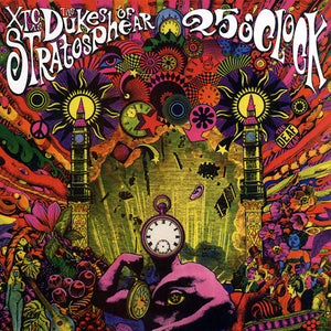 XTC as The Dukes of Stratosphear - 25 O'Clock