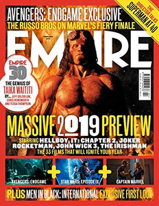 Empire Magazine Issue 358 (February 2019)
