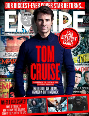 Empire Magazine Issue 299 (May 2014)