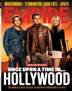 Empire Magazine Issue 364 (July 2019) - Once Upon a Time in Hollywood
