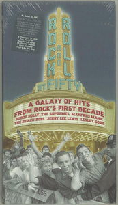 Various - Rock and Roll at Fifty: A Galaxy of Hits From Rock's First Decade