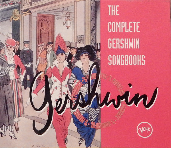 Various - The Complete Gershwin Songbooks