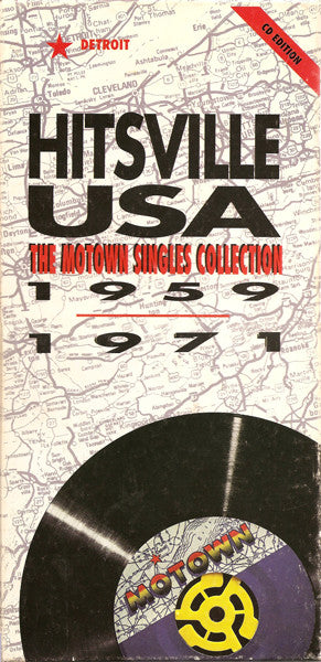 Various - Hitsville USA: The Motown Singles Collection, 1959-1971