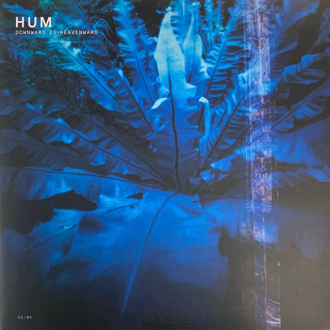 Hum - Downward Is Heavenward (Double LP)
