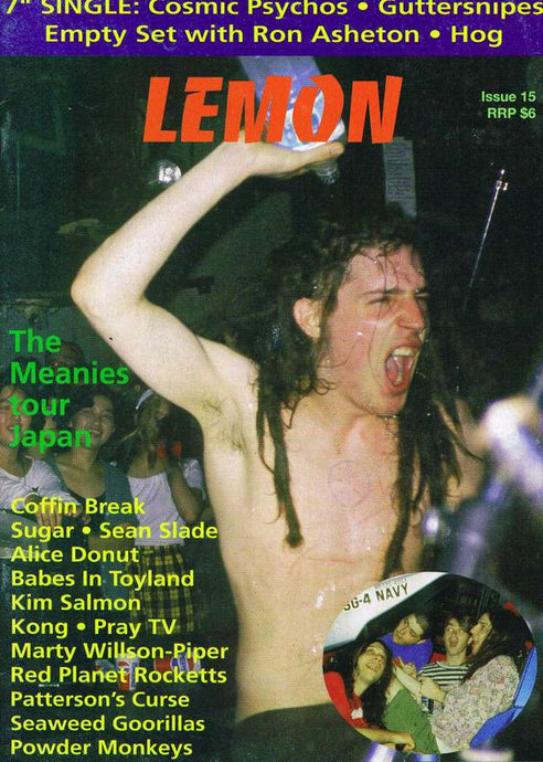Lemon Magazine Issue 15