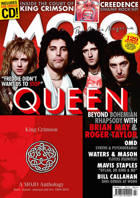 Mojo Magazine Issue 308 (July 2019)
