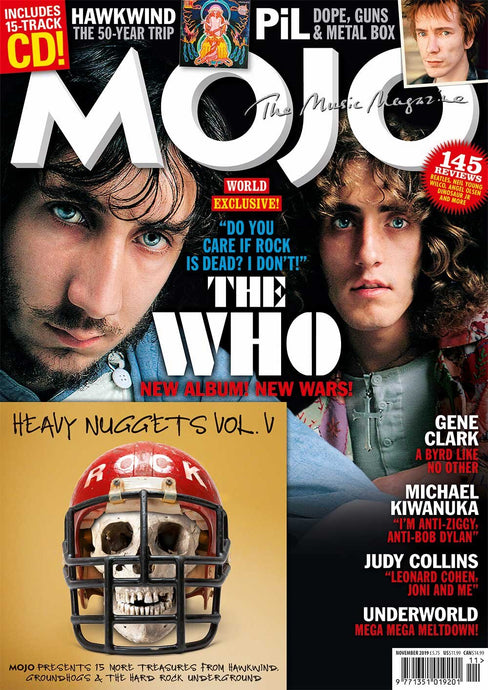 Mojo Magazine Issue 312 (November 2019)