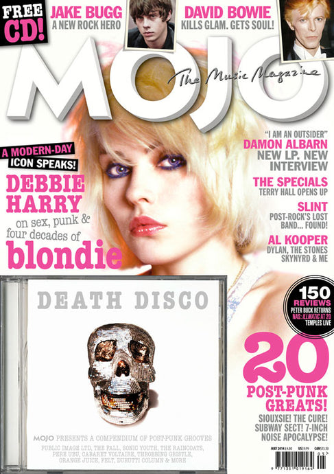Mojo Magazine Issue 246 (May 2014) - Debbie Harry / Blondie