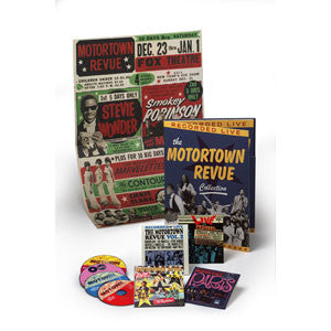 Various - The Motortown Revue Collection (Recorded Live)