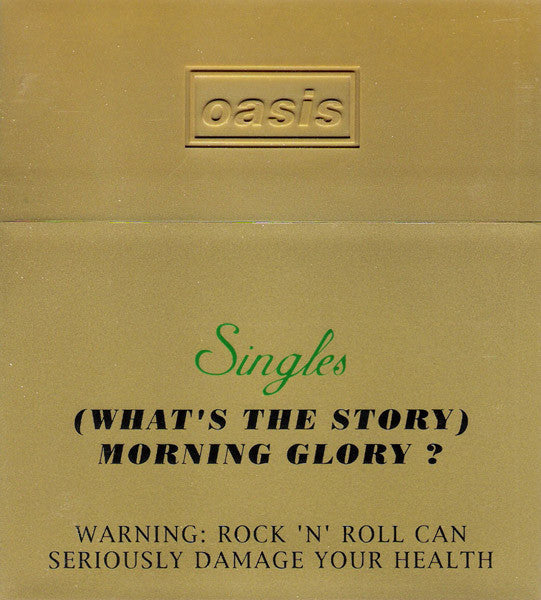 Oasis - (What's The Story) Morning Glory? Singles