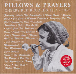 Various - Pillows & Prayers (Cherry Red Records 1981 - 1984)