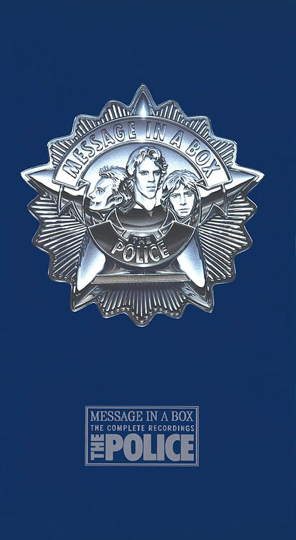 The Police - Message In A Box (The Complete Recordings)