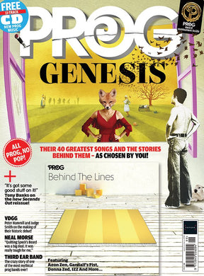 Prog Magazine Issue 99 (July 2019) - Genesis