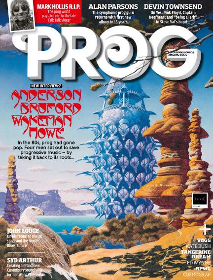 Prog Magazine Issue 097 (April 2019) - Anderson Bruford Wakeman Howe