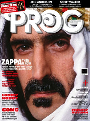 Prog Magazine Issue 098 (June 2019) - Zappa Then & Now