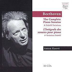 Anton Kuerti - Beethoven: The complete piano sonatas & Diabelli Variations