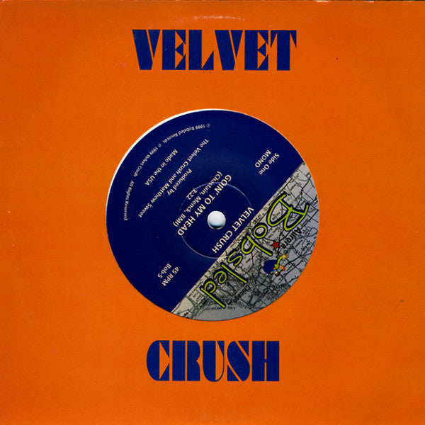 Velvet Crush - Goin' To My Head