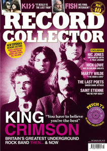 Record Collector Issue 494 (July 2019) King Crimson