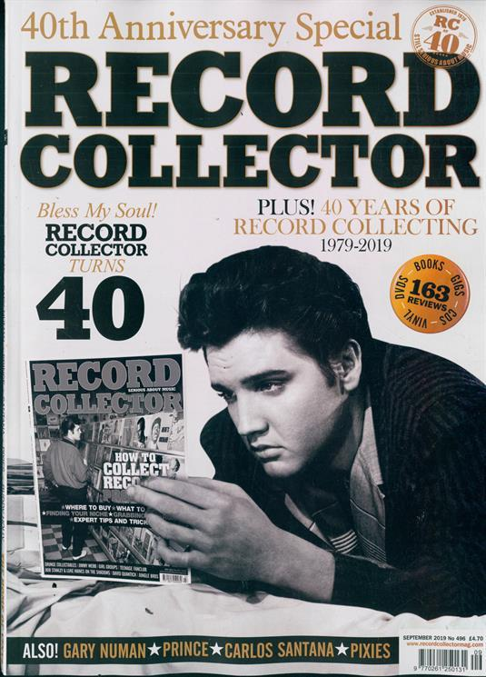 Record Collector Issue 496 (September 2019)