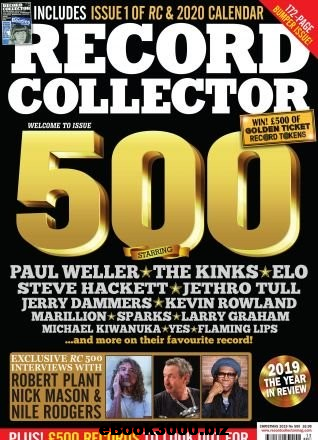 Record Collector Issue 500 (Christmas 2019)