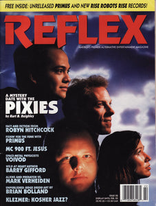 Reflex Issue 22, 1992 (Pixies)
