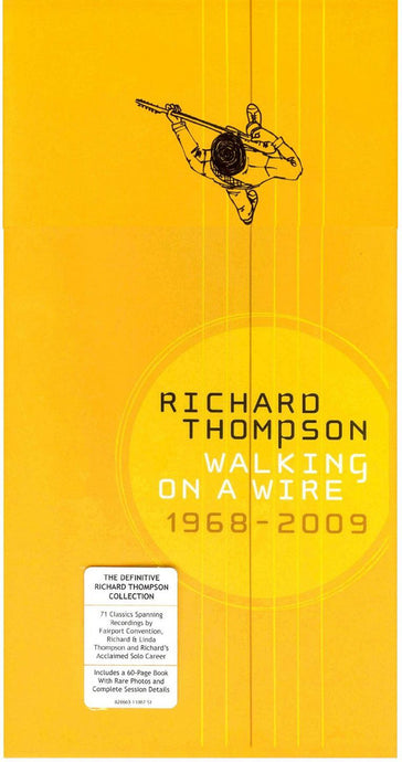Richard Thompson - Walking On A Wire 1968-2009