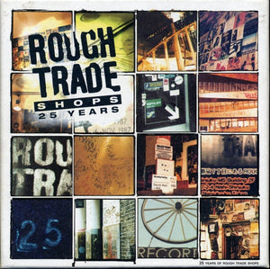 Various - Rough Trade Shops - 25 Years
