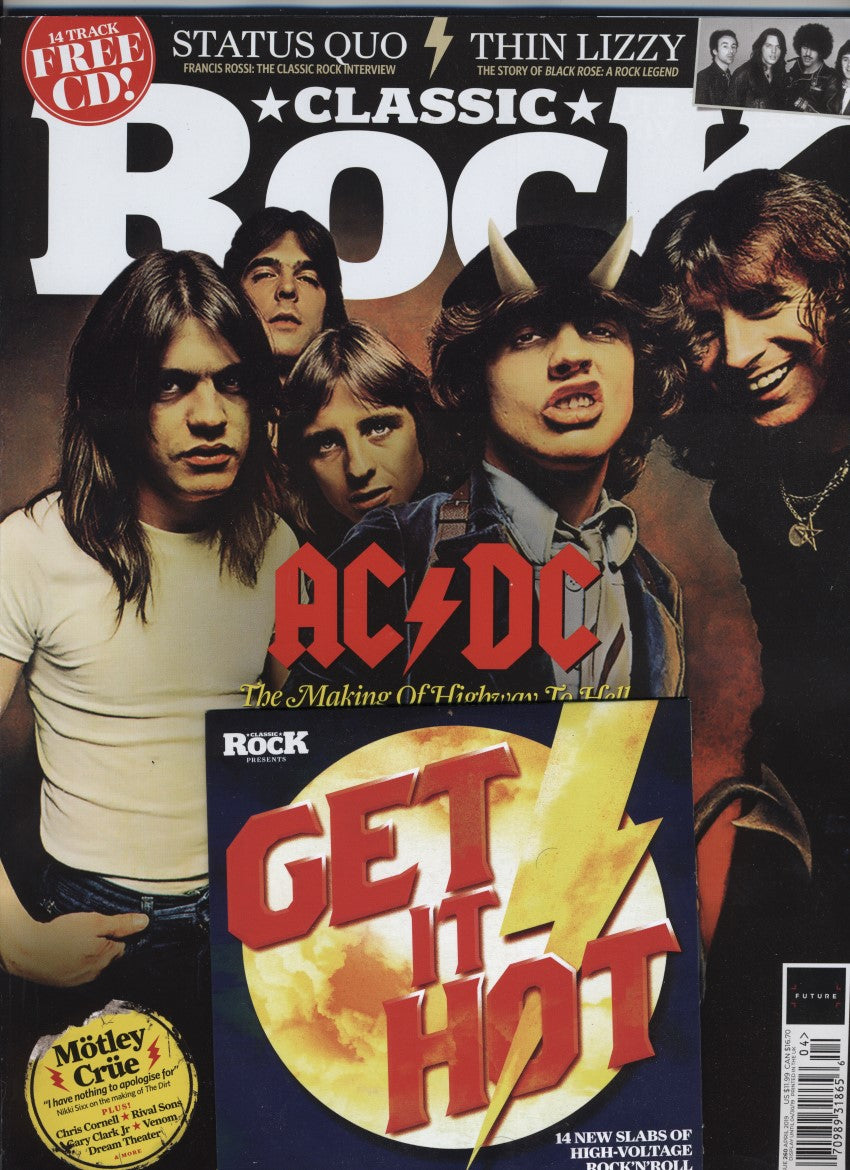 Classic Rock Issue 260 (April 2019)