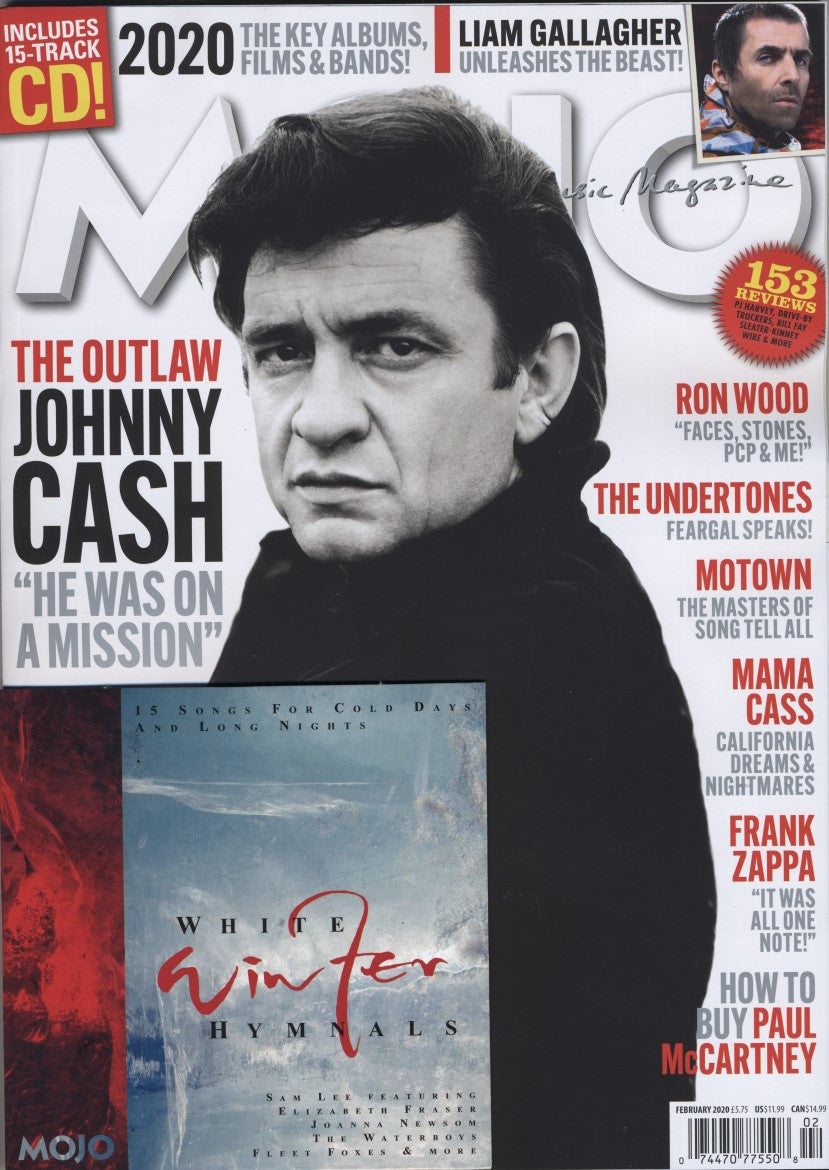 Mojo Magazine Issue 315 (February 2020)