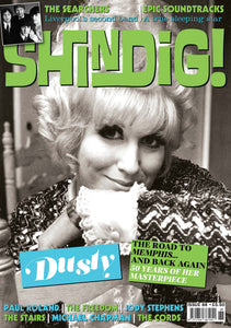 Shindig! Magazine Issue 088 (February 2019) - Dusty Springfield