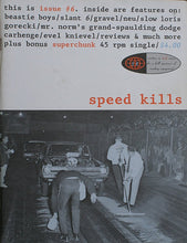 Load image into Gallery viewer, Speed Kills Magazine Issue 06 (1994) (Beastie Boys)