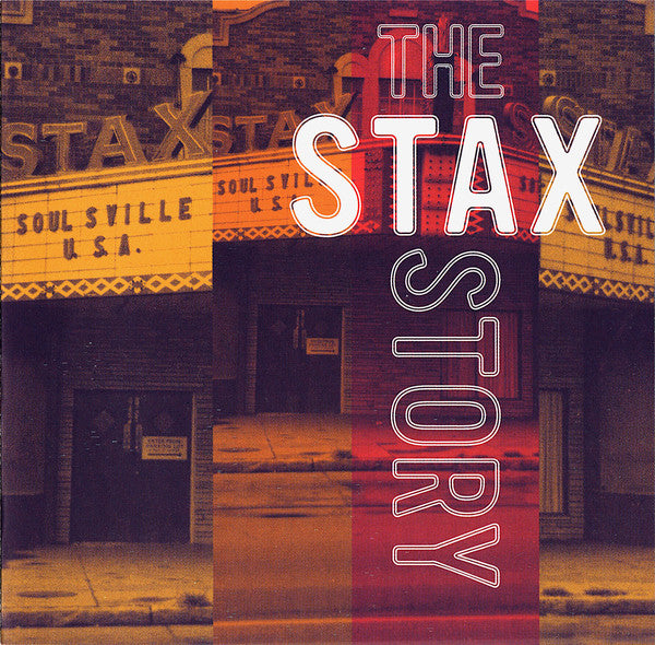 Various - The Stax Story