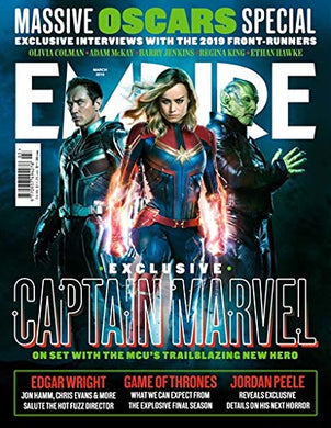 Empire Magazine Issue 359 (March 2019)