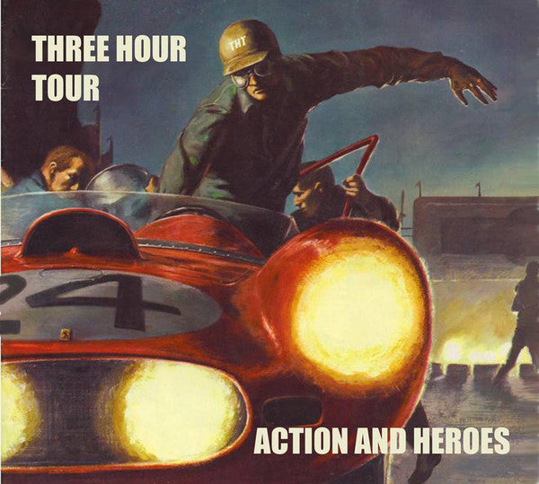 Three Hour Tour - Action And Heroes