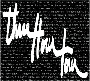 Three Hour Tour - You Never Know