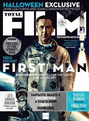 Total Film Issue 277 (October 2018) First Man