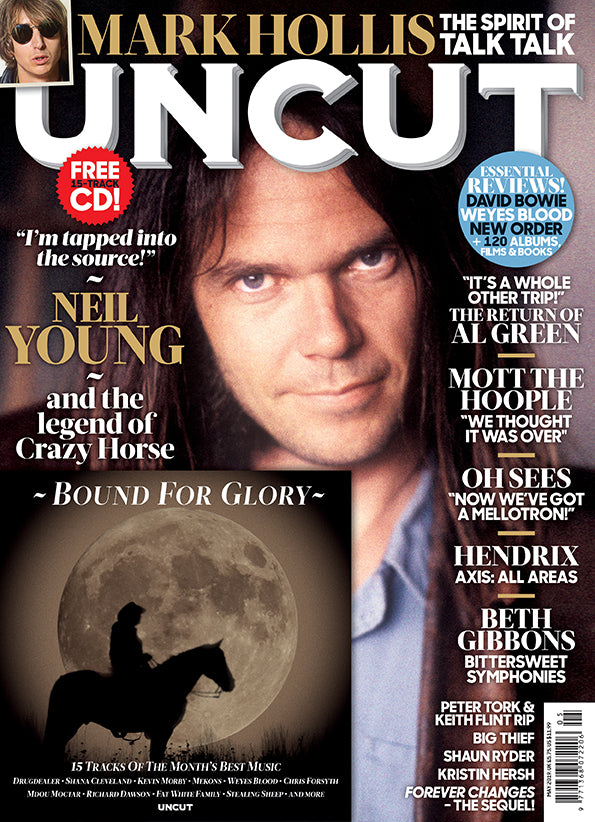 Uncut Magazine 264 (May 2019)