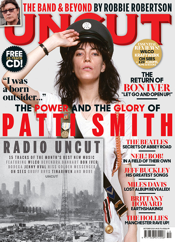 Uncut Magazine 269 (October 2019) - Patti Smith
