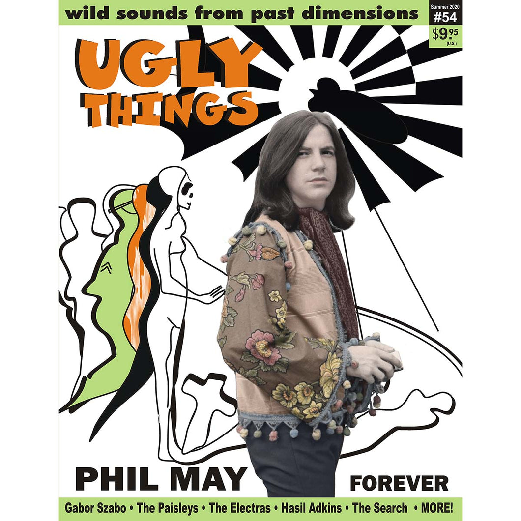 Ugly Things Issue 54 (Summer 2020)