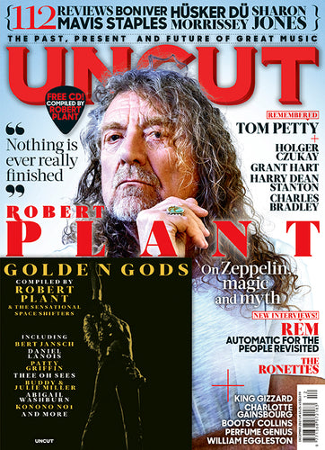 Uncut Magazine Take 247 (December 2017) - Robert Plant