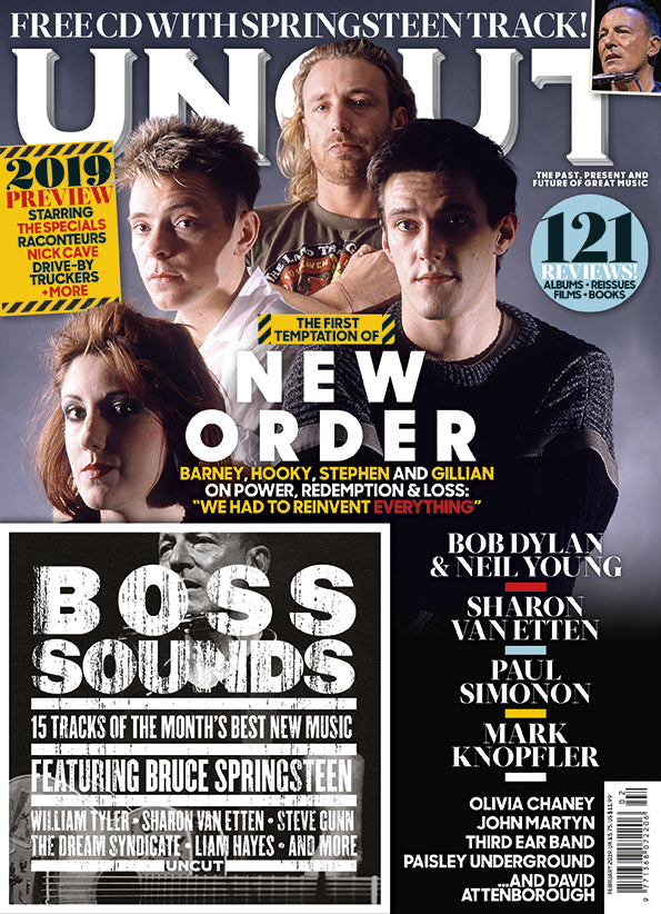 Uncut Magazine Take 261 (February 2019)
